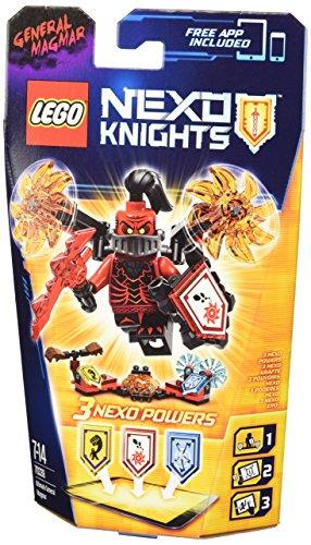 LEGO Nexo Knights 70338 - Ultimativer General Magmar