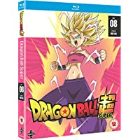 Dragon Ball Super Part 8 (Episodes 92-104) Blu-ray