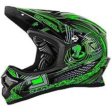 O'Neal Backflip Fidlock Rl2 Venture Casco de Bicicleta, Verde, L (59-60 cm)
