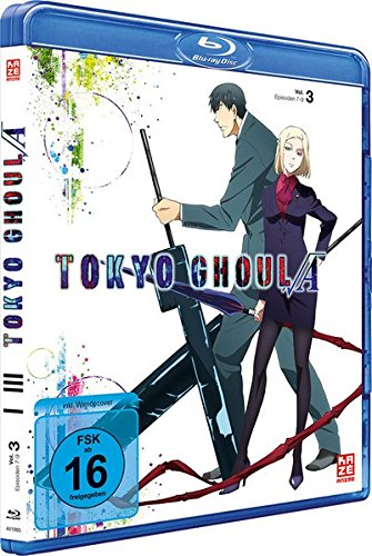 Tokyo Ghoul √A - Vol. 3 [Blu-ray]