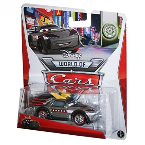 Disney Pixar Cars 2 Kabuto - Voiture Miniature Echelle 1:55