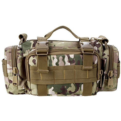 MatchLife, Borsa a zainetto donna Camouflage6 Camouflage3