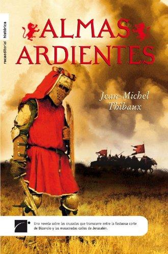 Almas Ardientes Cover Image
