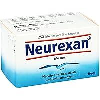 Neurexan Tabletten 250 stk preisvergleich bei billige-tabletten.eu