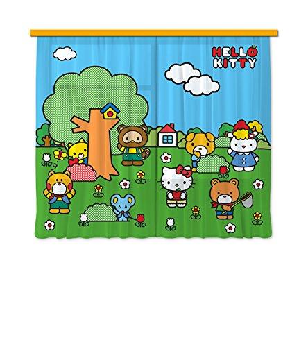 Ag design tenda/tenda fcs xl 4308cameretta hello kitty