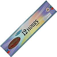 Räucherstäbchen 20g Satya 12 Hours 1 Schachtel Nag Champa Duftsorte Sai Baba Produkt Wohnaccessoire Raumduft preisvergleich bei billige-tabletten.eu