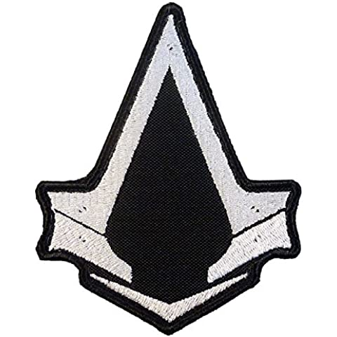 Assassin's Creed Syndicate Tactical PS PS3 Morale Embroidered Velcro Patch
