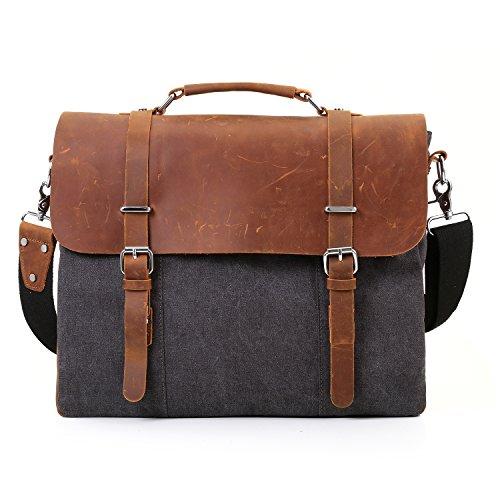 ecosusi-unisex-canvas-messenger-crossbody-shoulder-bag-for-156-laptop