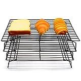 AK Art Geschirr 3Schichten Kühlung Racks für Cookies, Kuchen, Brot Ofen rosting No. 84