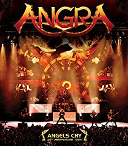 Angels Cry (20th Anniversary Live) [(25th anniversary tour)] [Import italien]