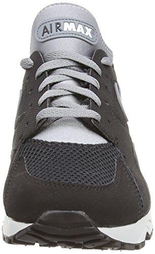 Nike Air Max 93, Chaussures de Sport Homme Gris (Black/Cool Grey/Anthracite/Pure Platinum)