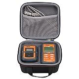 XANAD Harter Reise-Kasten für ThermoPro TP-08/TP-07/T20 Digitales drahtloses Fernfleischthermometer