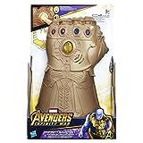 Avengers Marvel Infinity War Gauntlet elettronico Pugno Figure