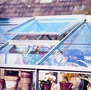 Eden Halls Greenhouses Ltd Eden Dach Vent: Größe–passt auf Regent und Eichel Gewächshäuser