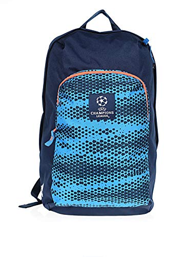 Adidas UCL Football Backpack Unisex Navy Blue