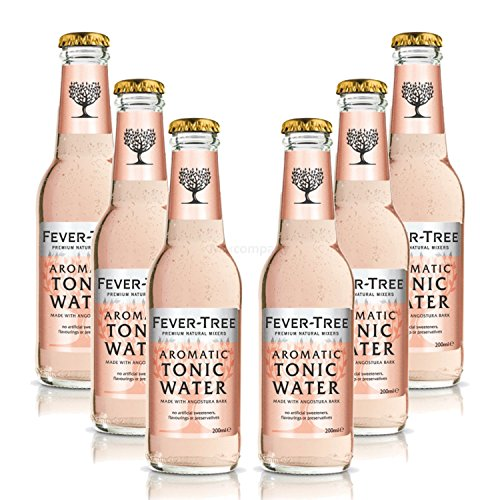 Fever-Tree Aromatic Tonic Water -