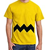 clothinx - C. Brown - Boys T-Shirt Größe L, Farbe Gelb