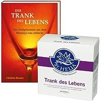 Preisvergleich für Trank des Lebens, Enzymgetränk, 144 g + Buch: Der Trank des Lebens (Sie sparen EUR 10,00 gegenüber Einzelkauf)