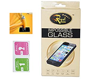 ROYAL MOBISOL Impossible Tempered Screen Guard for Nokia Lumia 820