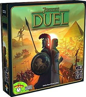 Repos Production - 7 Wonders Duel- Deutsche Ausgabe (B0167UTWSW) | Amazon Products