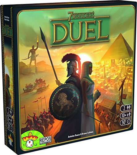 Repos Production - 7 Wonders Duel -