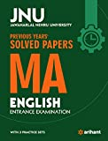 JNU M.A. English Previous Year Solved Papers