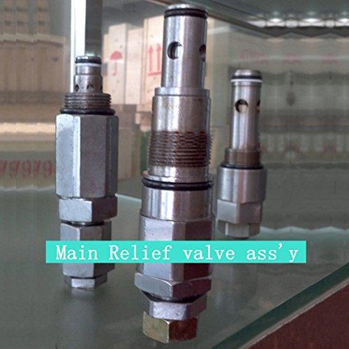 Gowe valvola di Main ass' y si applica a Kobelco SK200/Kobelco pompa idraulica valvola di controllo Master