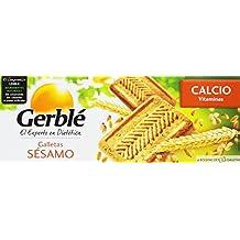 Gerblé Galletas Sésamo Galletas de Cereales ...