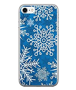 PrintVisa Designer Back Case Cover for Apple iPhone 6S (Illustration Celebration Decoration Wrapping Decorative Abstract Beautiful Backdrop)