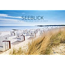 Seeblick 2018 - Nordsee / Ostsee - Bildkalender quer (50 x 34) - Landschaftskalender - Naturkalender