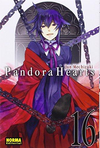 Pandora hearts 16 (Shonen Manga - Pandora Hearts)