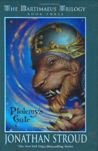 Ptolemy's Gate (Bartimaeus) por Jonathan Stroud