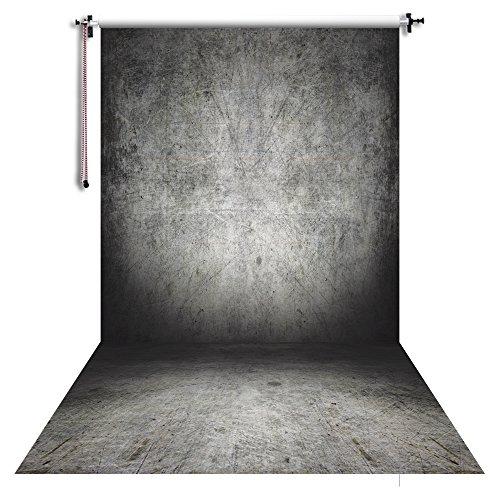 NIVIUS PHOTO 150x220cm Hochzeit Hintergrund Fotografie Hintergrund Portrait Fotos Requisiten Video Live Home Wanddekorationen Betonmauer XT-1555