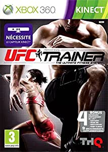 UFC Personal trainer (jeu Kinect)