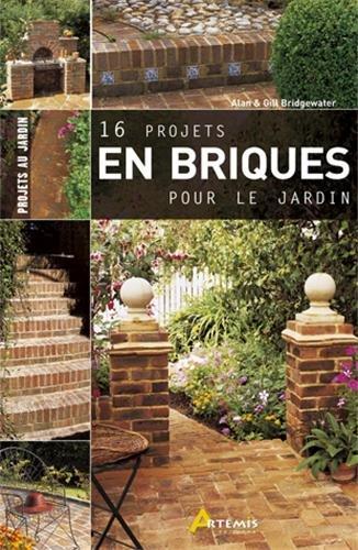 16 projets en briques au jardin