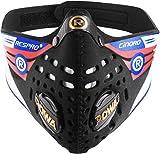 Respro Cinqro Mask Black - M (179g, GBP49.99)