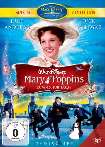 Mary Poppins - Zum 45. Jubiläum  (Special Collection) [2 DVDs] (Musicals Collection)