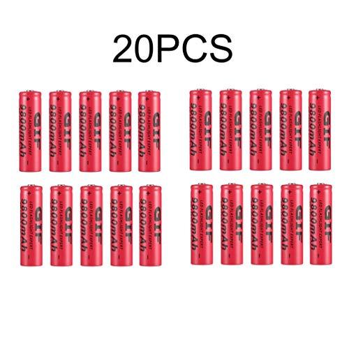 FCGV Batería Recargable -Red