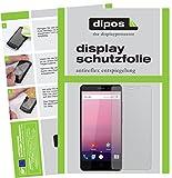dipos I 6X Schutzfolie matt passend für Vernee Thor E Folie Bildschirmschutzfolie