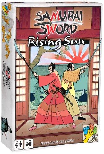 Dv Giochi DVG9132 - Samurai Sword Rising Sun