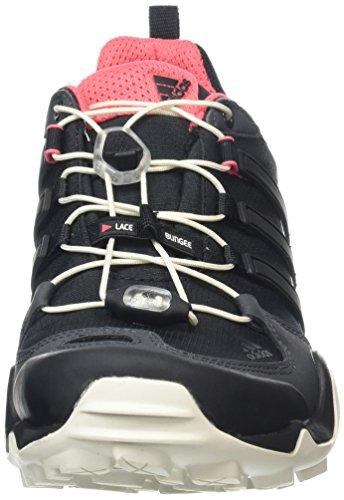 adidas Damen Terrex Swift R Gtx Outdoor Fitnessschuhe Grau (Dark Grey/Core Black/Super Blush S16)