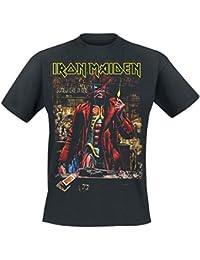 Iron Maiden Stranger Sepia T-Shirt Black L
