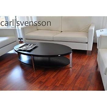 Design couchtisch tisch n 111 schwarz chrom for Designer couchtisch amazon