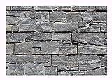 - 1 Muster - W-015 Granit Steinwand Naturstein Verblender Lager Verkauf Herne NRW Natursteinfliesen Wand-Design Stein-Mosaik Fliesen