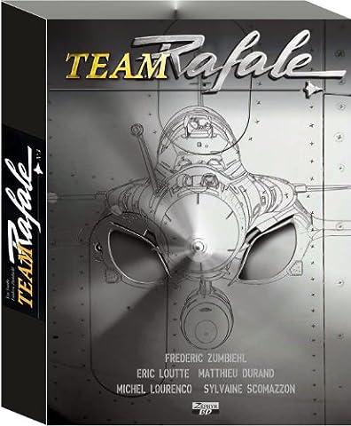 Team Rafale Tome 6 - Coffret LUXE Team Rafale T06 +