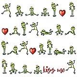 Ambiente Kiss me - Servietten 33x33 cm