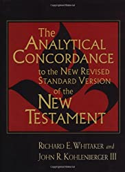 The Analytical Concordance to the New Testament