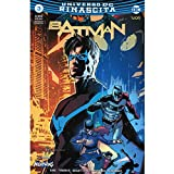 Batman 3 Rinascita n.116 Nightwing Variant Cover RW Lion DC Comics