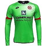 Mainz 05 L/S TW Trikot - grün 2015 2016 - L