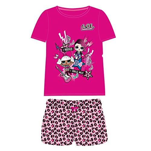 Cerdá Pijama Corto Algodón LOL Conjuntos